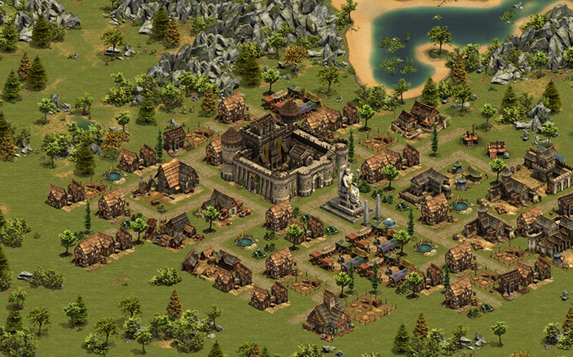 Forge Of Empires Stadt Umbauen