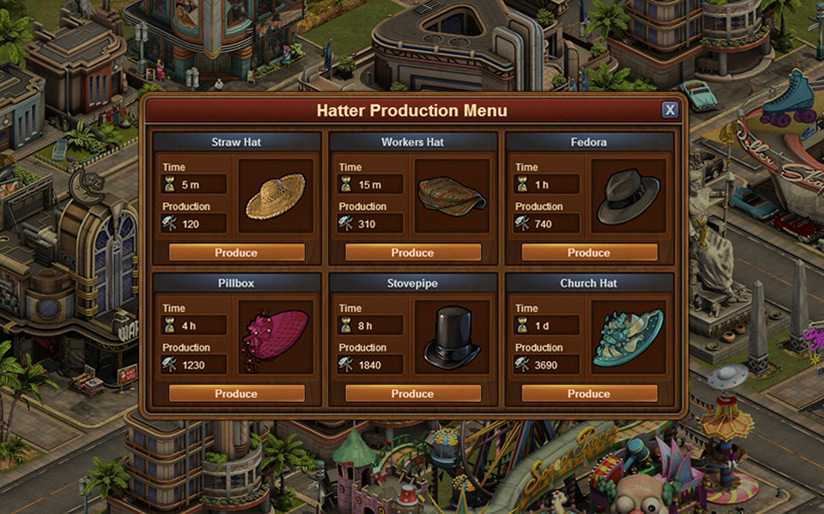 Screenshots: images of awesome cities - Forge of Empires